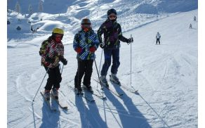 Zimovanje za otroke s SMC Sevnica