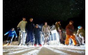 Zimska pravljica v Veliki Zaki.