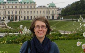 Kristina Levpušček. Foto: osebni arhiv