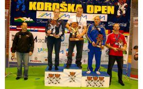 JK Acron Slovenj Gradec ekipno najuspešnejši