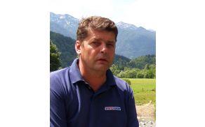 župan Franc Kramar