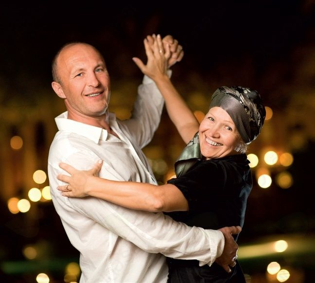 Plesni večer v Restavraciji Panorama