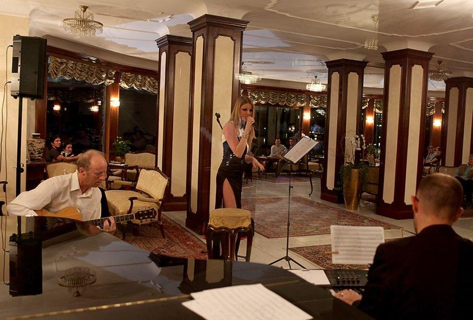 Glasbeni večeri v Grand hotelu Toplice
