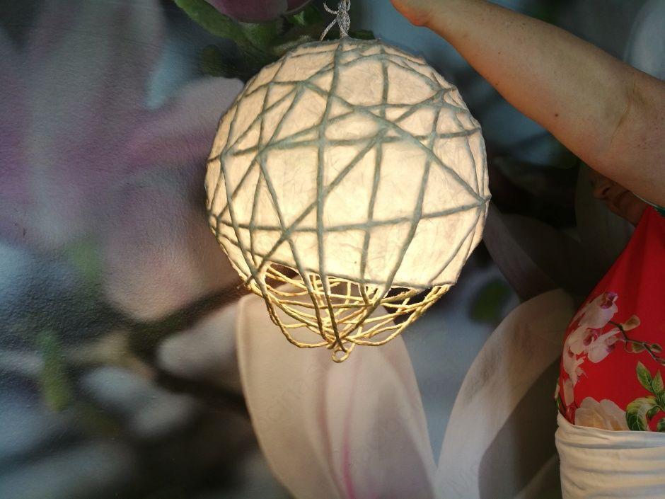 Sredin večer: Odprtje razstave filcanih izdelkov in lestencev iz svilenega papirja