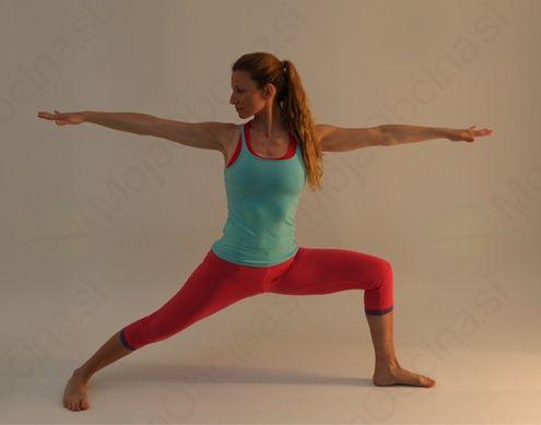 Vadba joge Mandu