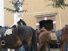 Sejem sv. Štefana in žegnanje konj na Kupljeniku s koncertom božičnih pesmi