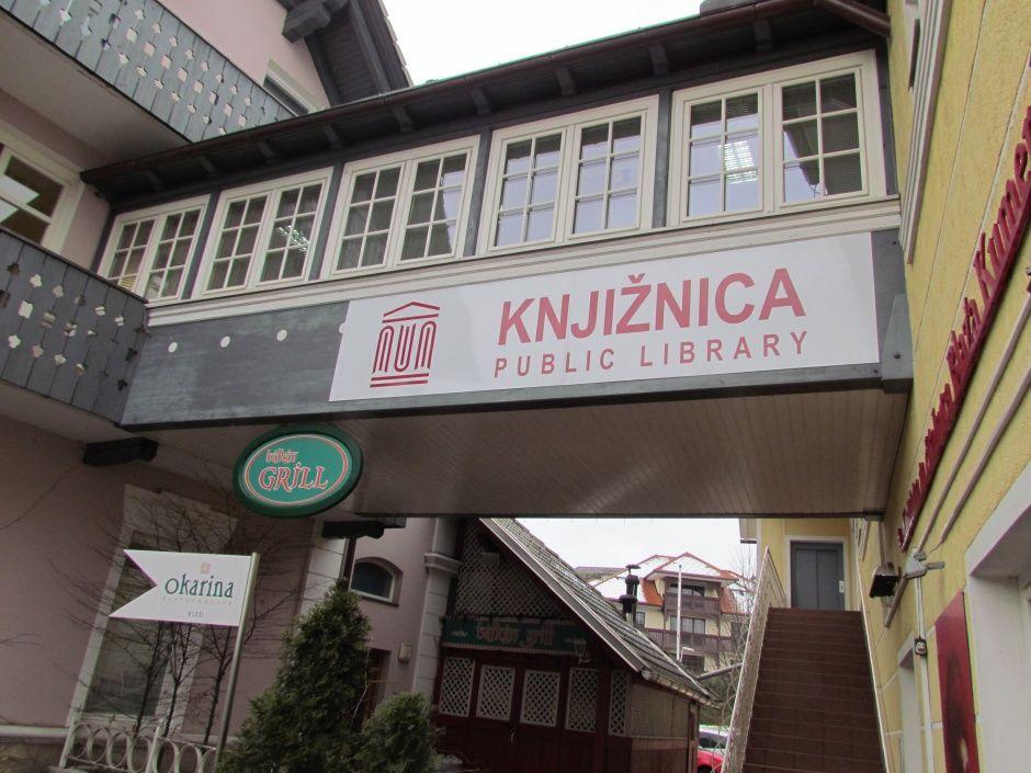 Prireditve v Knjižnici Blaža Kumerdeja Bled