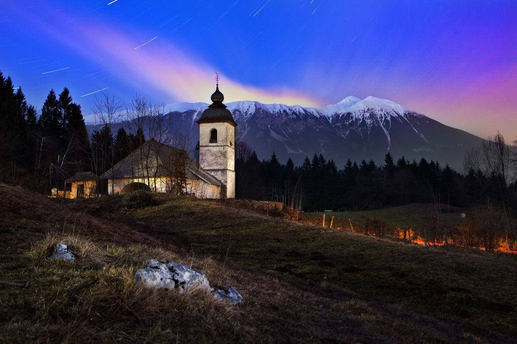 ODPOVEDANO: Sprehodi Muzejskega društva Bled: cerkev Sv. Katarine