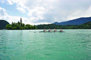 29. Državno prvenstvo v veslanju