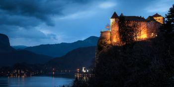 Noč čarovnic na Blejskem gradu