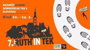 7. Ruthin tek - največji dobrodelni tek v Sloveniji