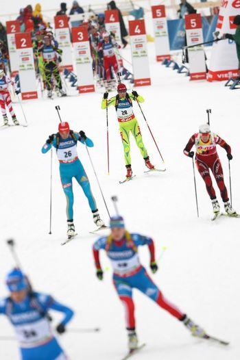 IBU svetovno prvenstvo v biatlonu