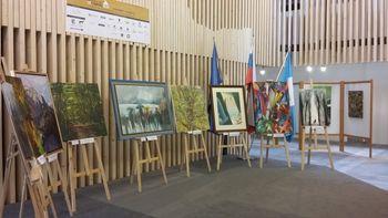4. slikarski Ex tempore Bled 2019