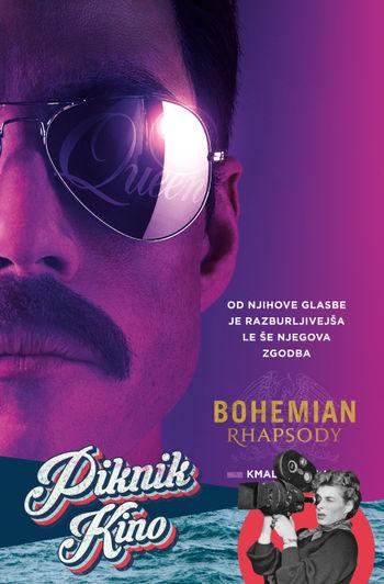 Piknik kino: Bohemian Rhapsody