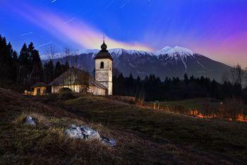 Sprehodi Muzejskega društva Bled: cerkev Sv. Katarine