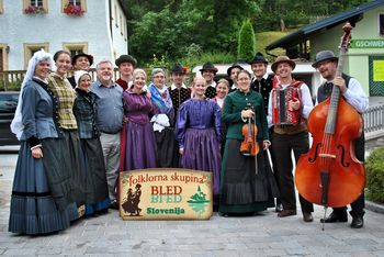 ODPOVEDANO: Oktober je fest' na Bled
