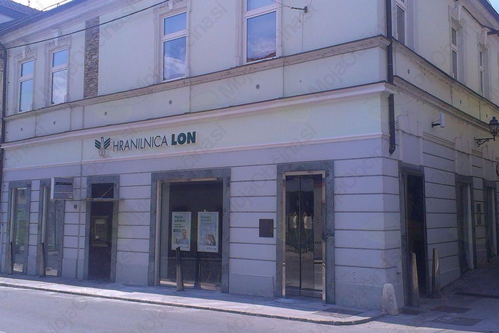 Hranilnica LON, PE Slovenj Gradec