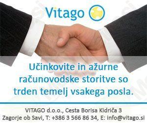 VITAGO D.O.O., ZAGORJE