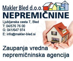 MAKLER, BLED, D.O.O.