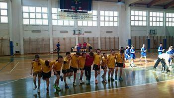 Zgodovinski uspeh ekipe mlajših dečkov B Rokometnega kluba Radovljica