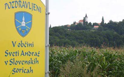 Občina Sveti Andraž v Slovenskih goricah
