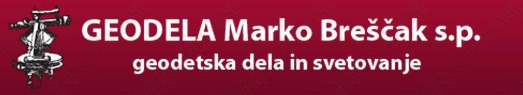 BREŠČAK MARKO S.P. GEODELA