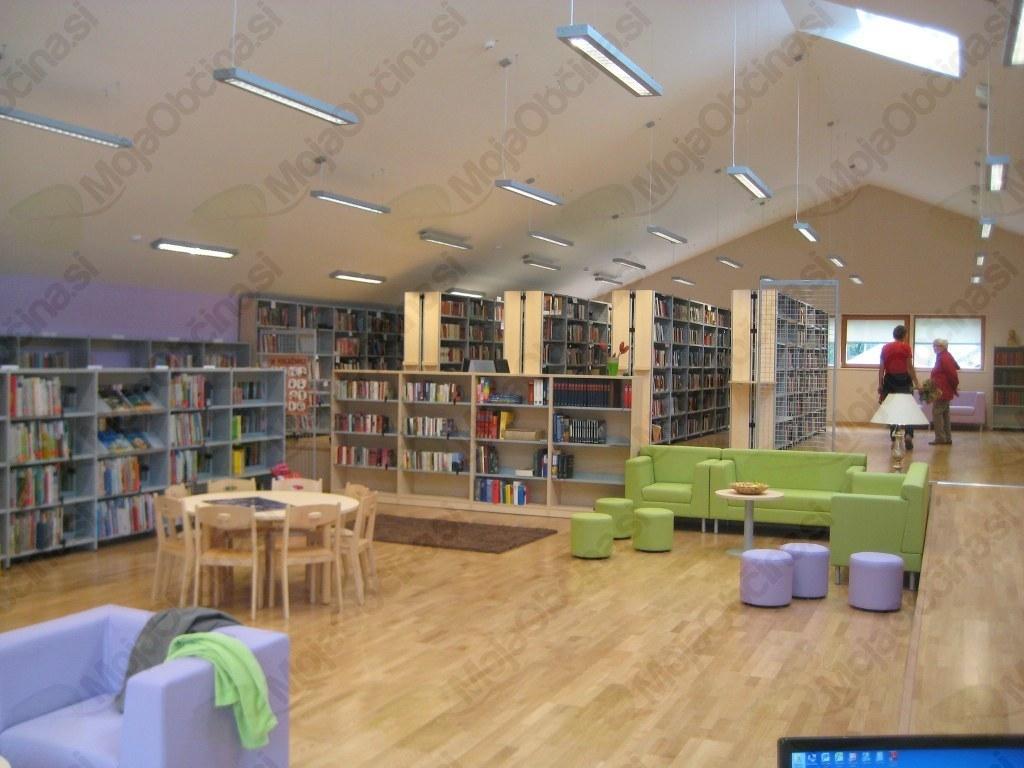 Občinska knjižnica Prebold