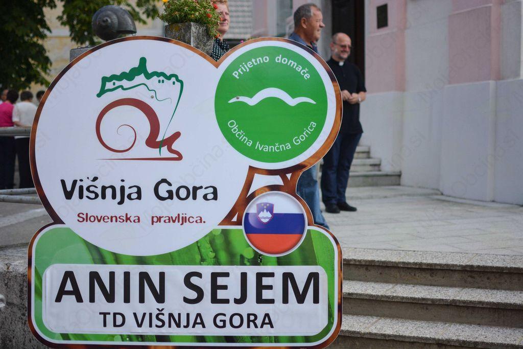 FOTO in VIDEO: 20. Anin sejem v Višnji Gori