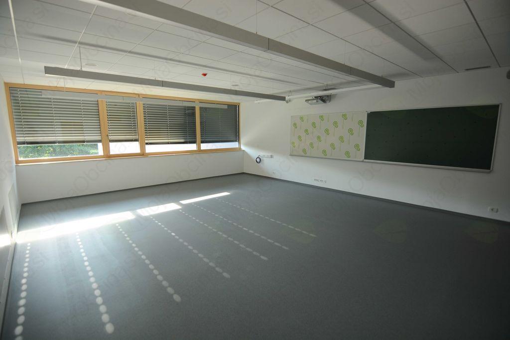 Učenci Višnje Gore s 1. septembrom v novih sodobnih prostorih