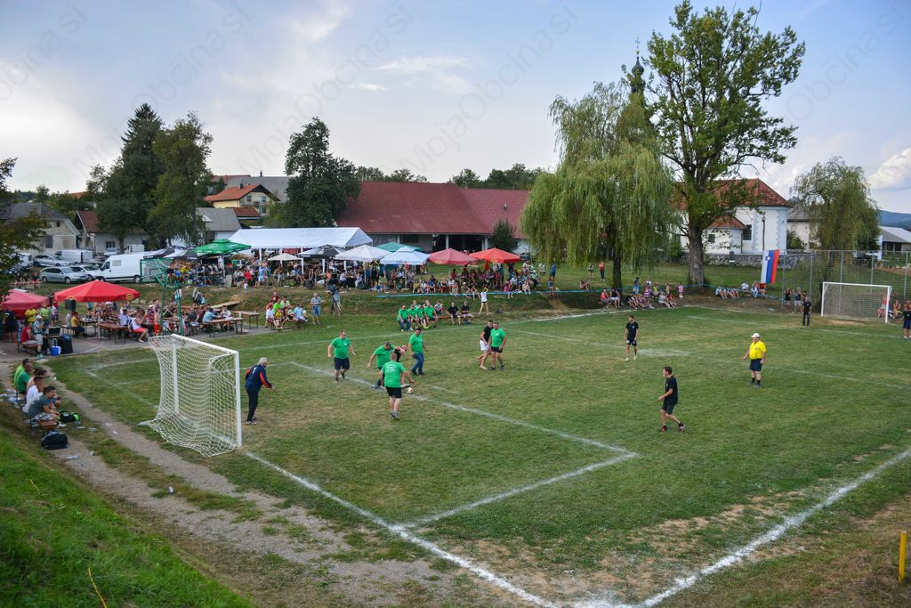 Dan nogometa in dobre volje v Dobu pri Šentvidu