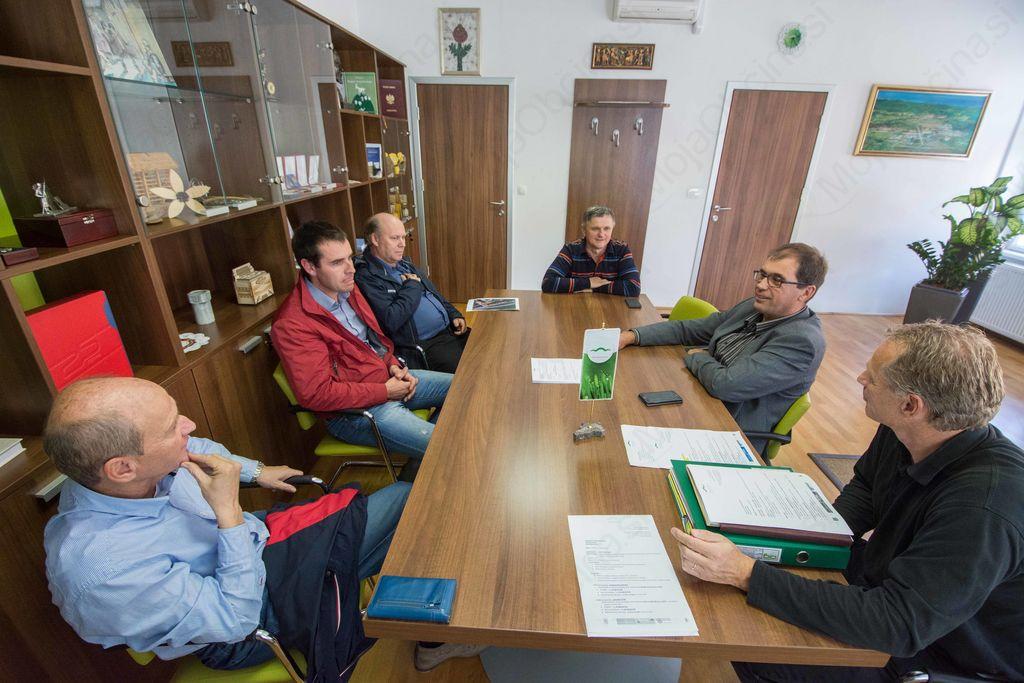 Začela se bo izgradnja pločnika v Zgornji Dragi