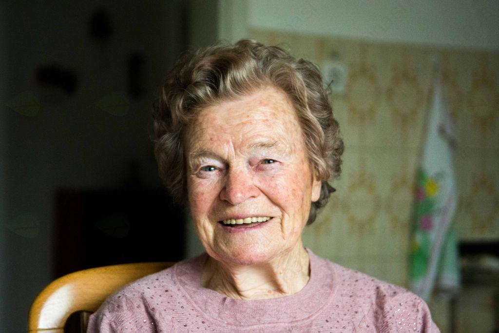 90 let Alojzije Miklič iz Višnje Gore