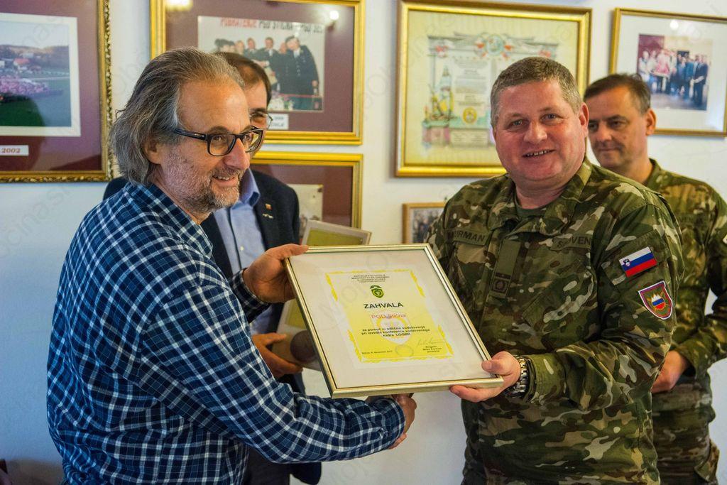 V Stični potekala konferenca Poveljstva Logistične brigade Slovenske vojske
