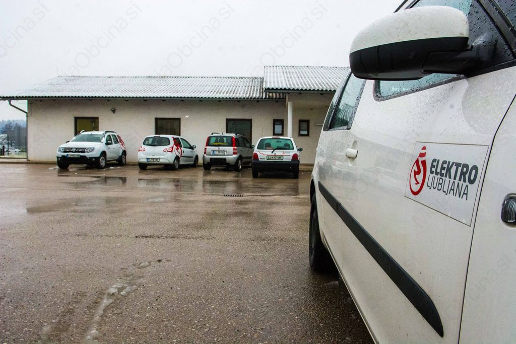Sedež elektro nadzorništva Zagradca in Grosuplja od sedaj v Ivančni Gorici