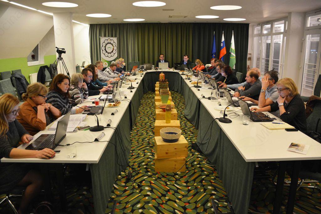 Ivanški svetniki bodo danes zasedali prvič v letu 2018