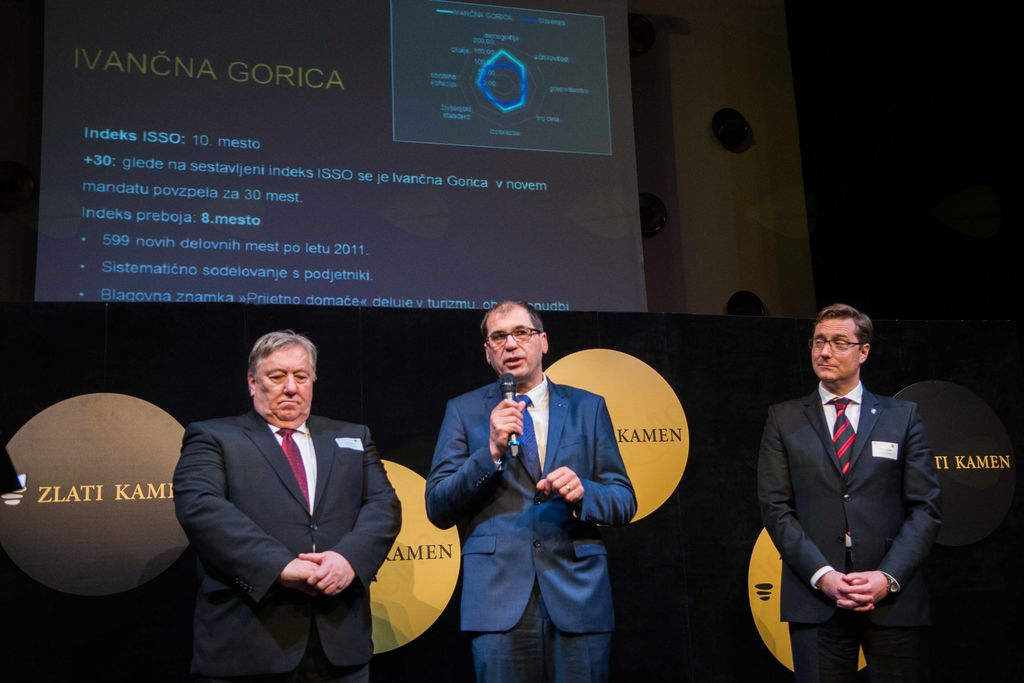 Ivančna Gorica med najbolj razvojno prodornimi občinami v letu 2018