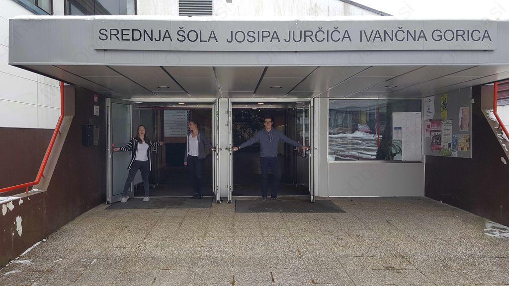 Informativni dan v Srednji šoli Josipa Jurčiča