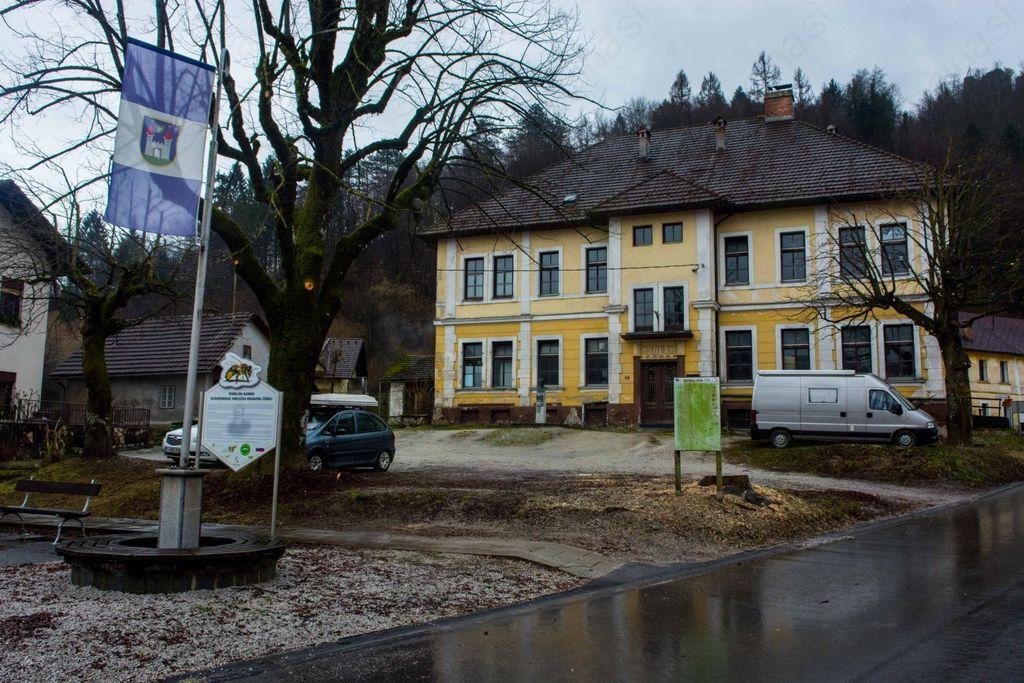 Pričela so se ureditvena dela starega mestnega jedra v Višnji Gori