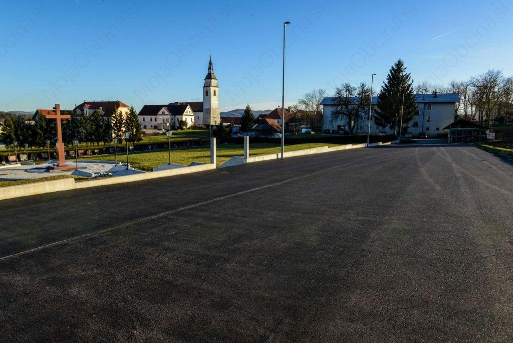 Zaključena asfalterska dela po občini Ivančna Gorica