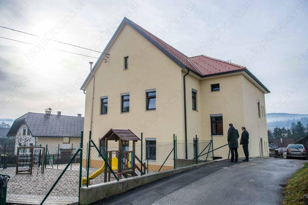 Z novim letom otroci tudi v Podružnični šoli Ambrus