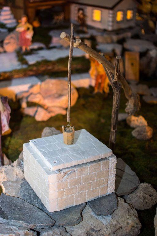 Predstavljamo še jaslice iz župnijske cerkve v Ivančni Gorici