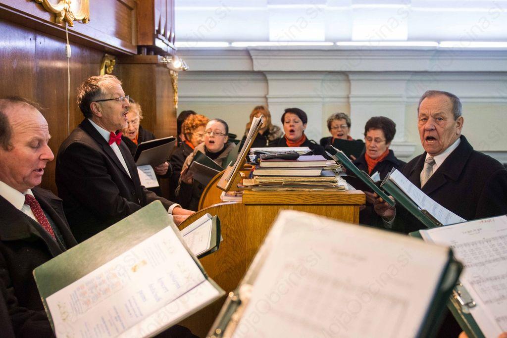 40 let cerkvenega zbora župnije Višnja Gora