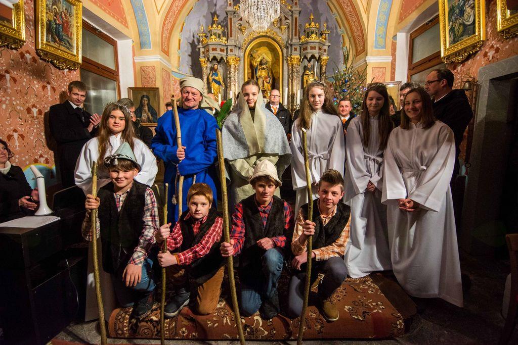 Božični koncert Moškega pevskega zbora Dob