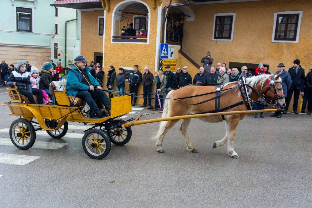 Tradicionalni blagoslovi konj tudi v naši občini