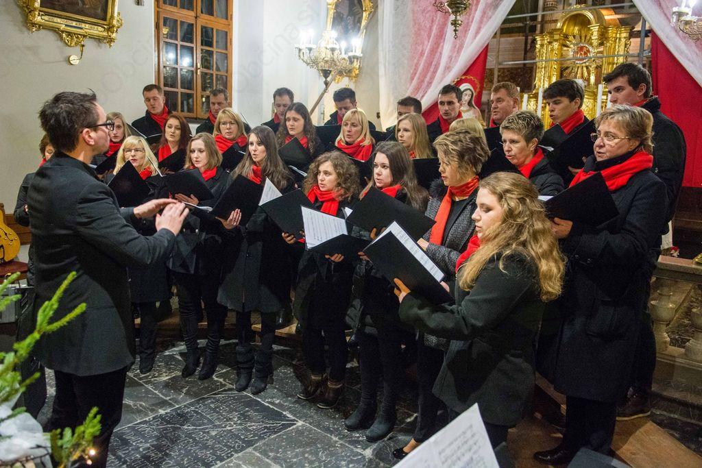 14. božični koncert zagraških pevcev