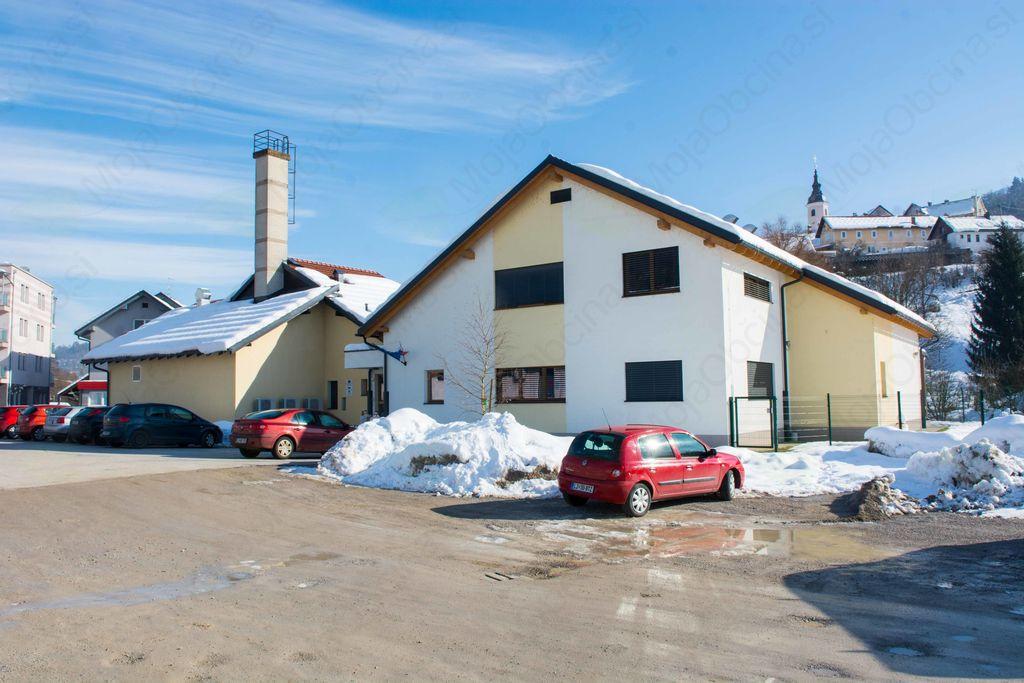 Vrtec Polžek z edinstveno sobo v Sloveniji