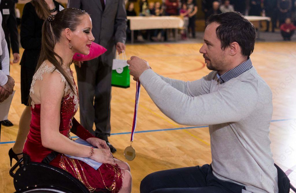 Državno prvenstvo v latinskoameriških plesih pod sloganom Prijetno domače
