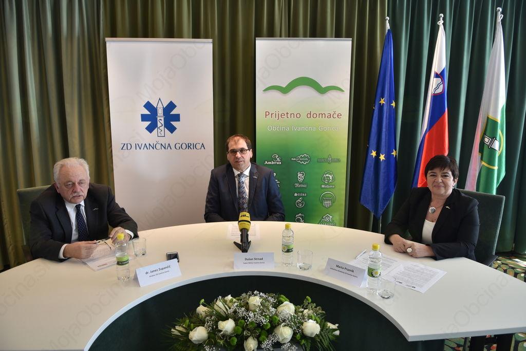 V Ivančni Gorici nastaja Center zdravja