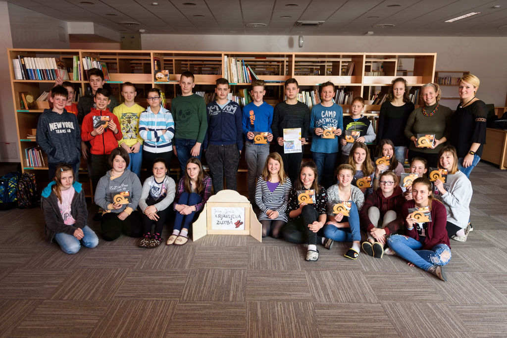 Osnovnošolci v občini rešujejo kviz o Jurčiču