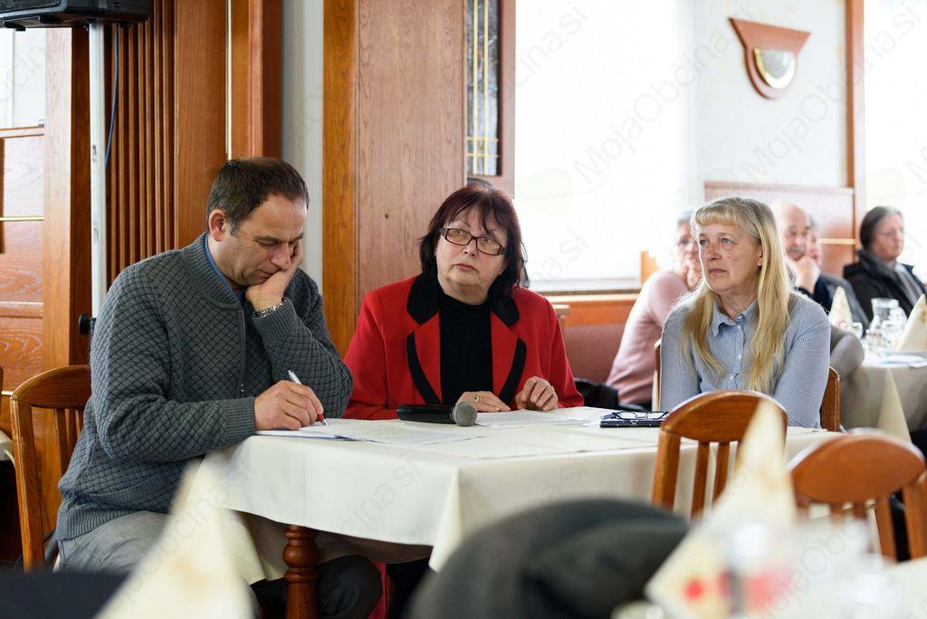 Občni zbor članov Društva upokojencev Ivančna Gorica